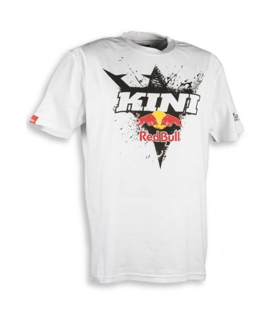 KINI-RB Stomp Tee White