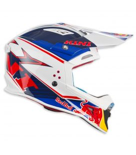 KINI-RB Competition Helmet Navy White