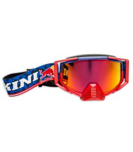 KINI-RB Competition Goggles Navy/Red