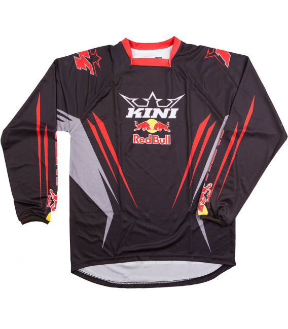 KINI-RB Competition Jersey Black