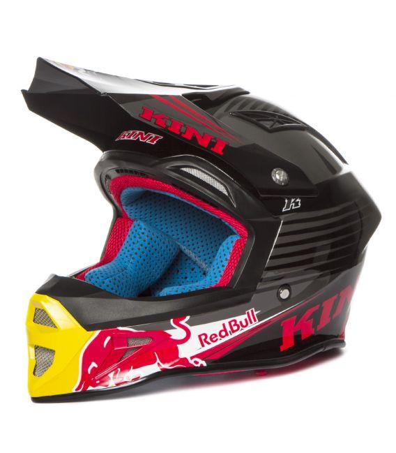 KINI-RB Competition Helmet Black