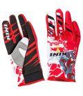 KINI-RB Revolution Gloves Red/White