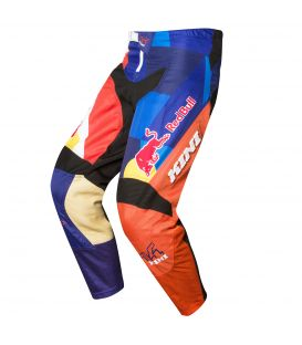 KINI-RB Vintage Pants Orange/Blue