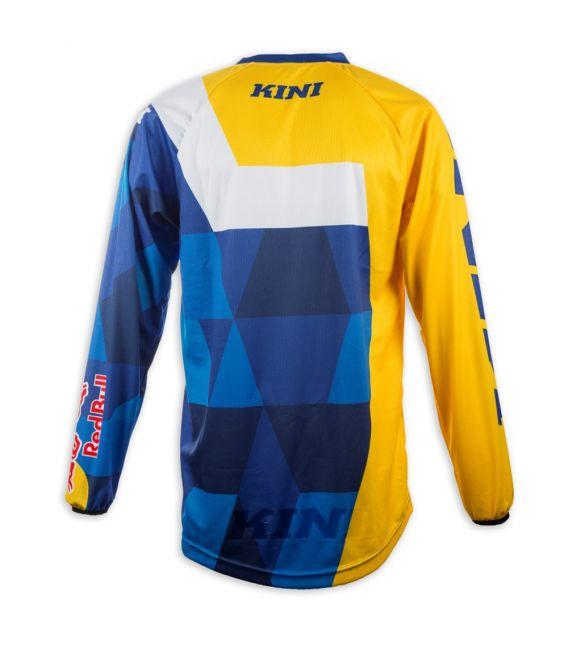 KINI-RB Vintage Shirt Navy/Yellow