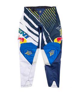 KINI-RB Vintage Pants Yellow/Blue