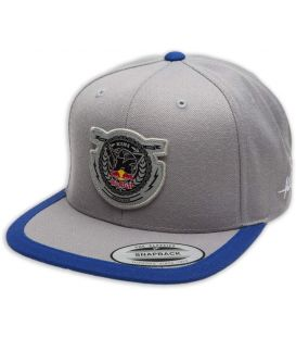 KINI-RB Crest Cap Grey/Navy