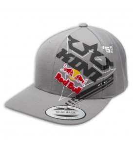 KINI-RB Ribbon Cap Grey
