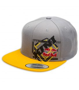 KINI-RB Slanted Cap Grey