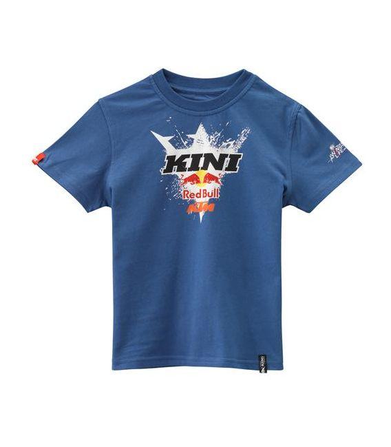 KINI-RB Kids Stomp Tee Navy