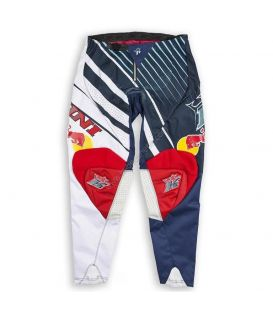 KINI-RB Kids Vintage Pants Red/Blue