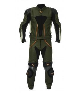 Combinaison cuir Sport leather - Dainese pour Puma