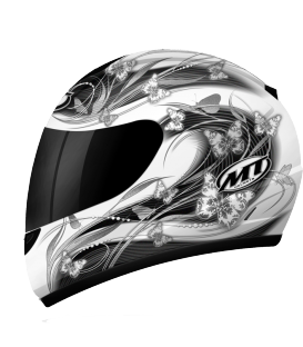Casque intégral Thunder Butterfly - MT Helmets