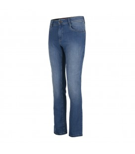 Jeans moto MEDI ice wash blue