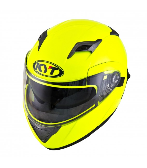 Casque Modulable CONVAIR yellow fluo