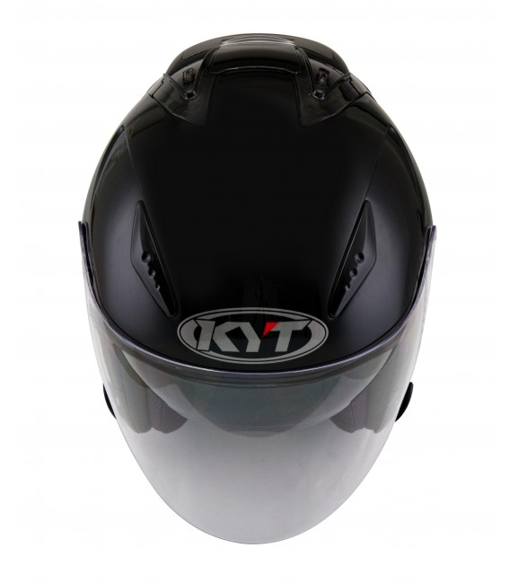 Casque Jet HELLCAT plain black