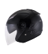 Casque Jet HELLCAT matt black