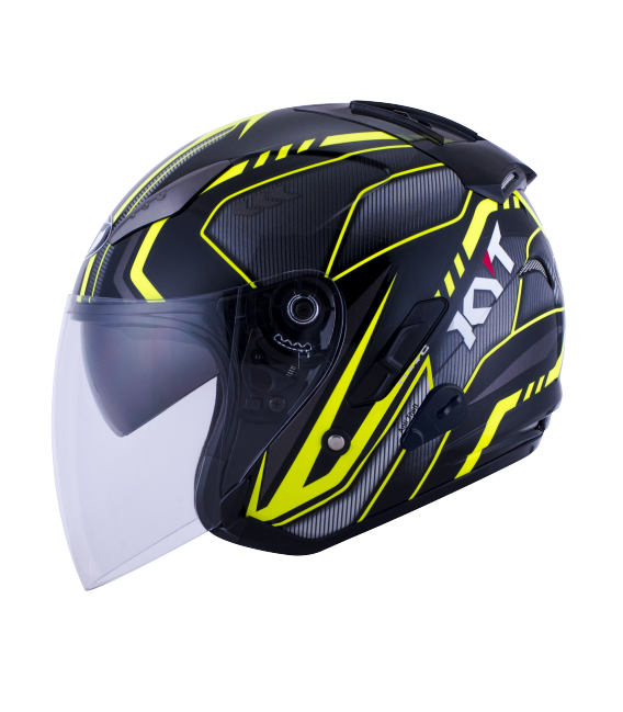 Casque Jet HELLCAT arrow