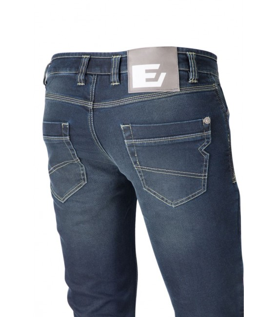 Jean moto SAND Blue SD