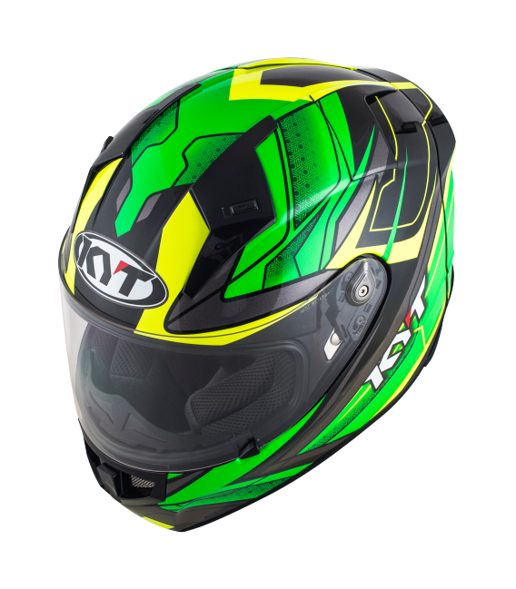 ThunderFlash Bolt GREEN / YELLOW