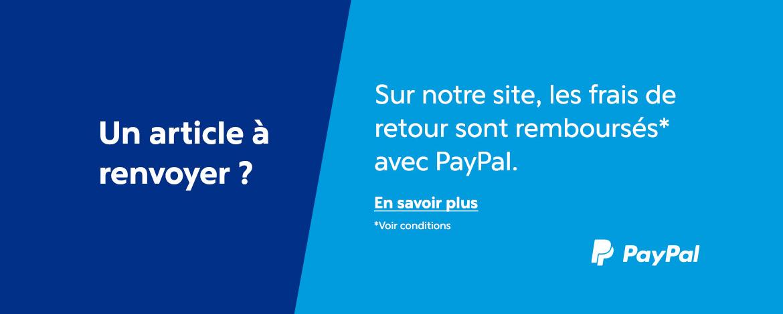 Paypal garantie remboursement